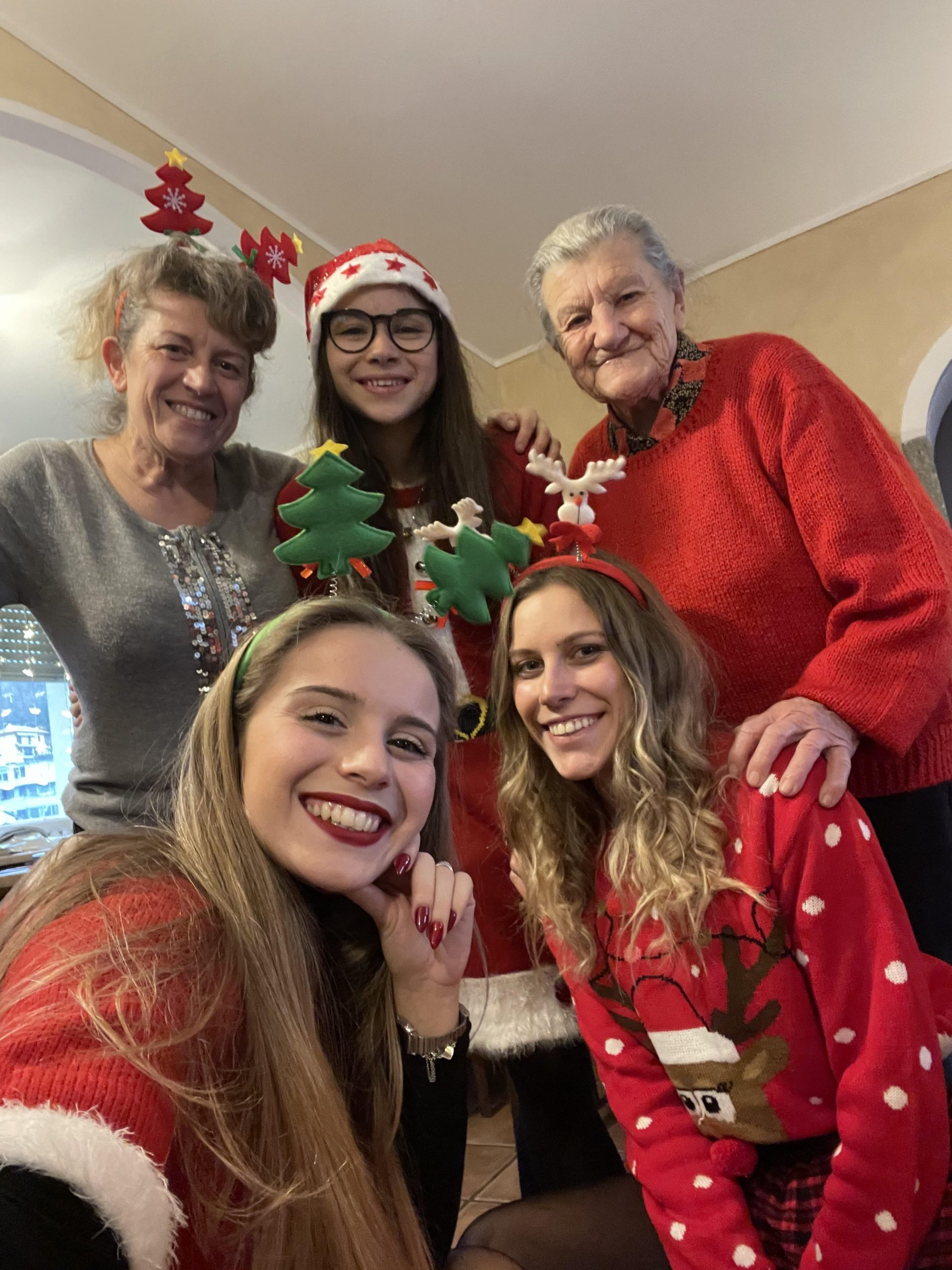 Nonna Sorelle e Natale