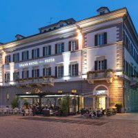 Grand Hotel della Posta-Sondrio