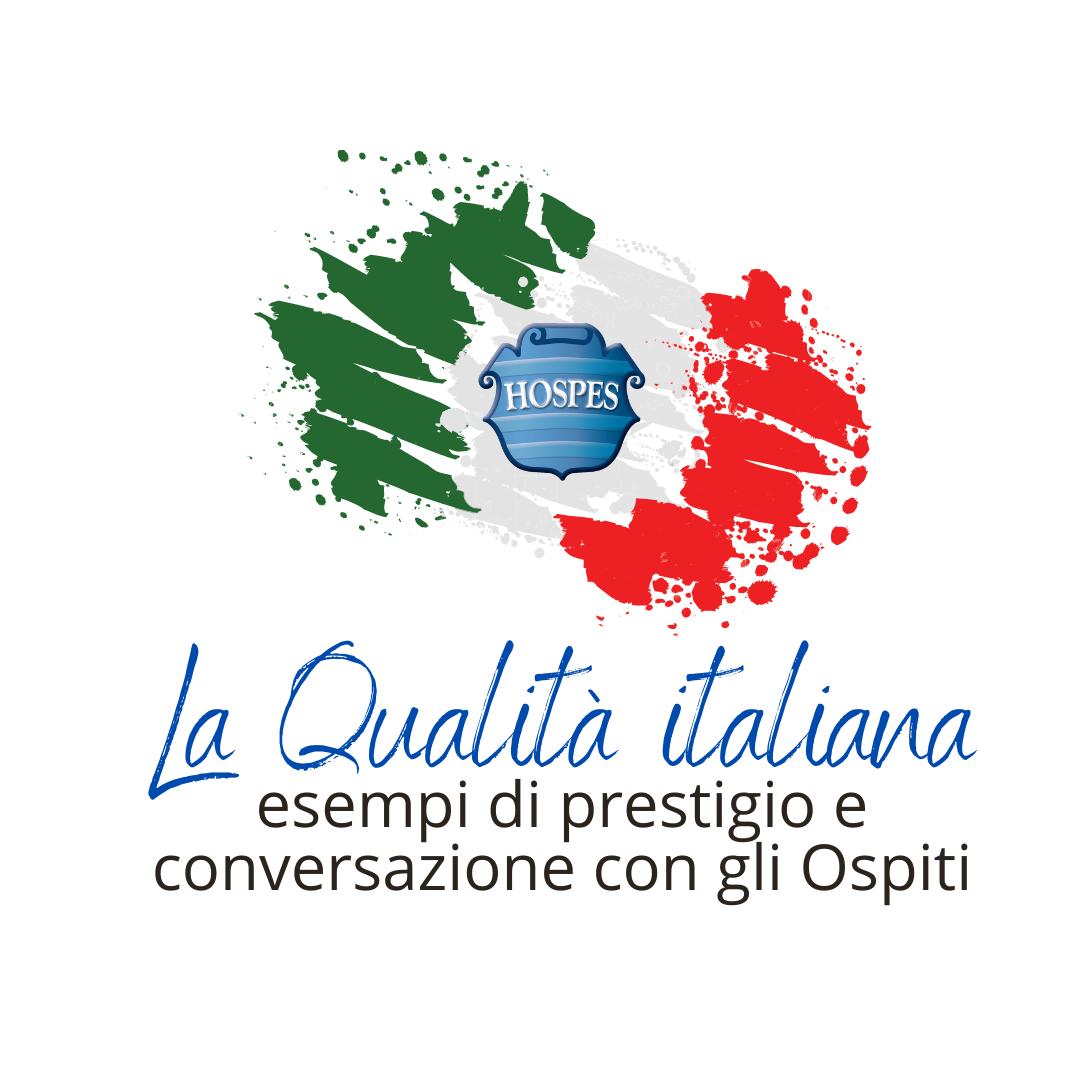 LA QUALITÀ ITALIANA esempi di prestigio e conversazione con gli Ospiti (1)